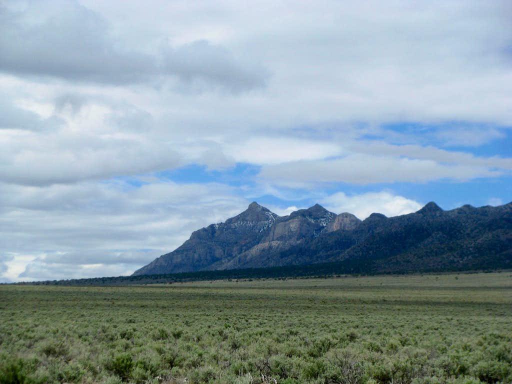 Meeker Peak