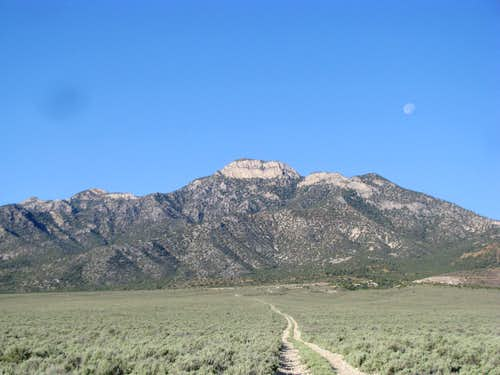 Worthington Peak