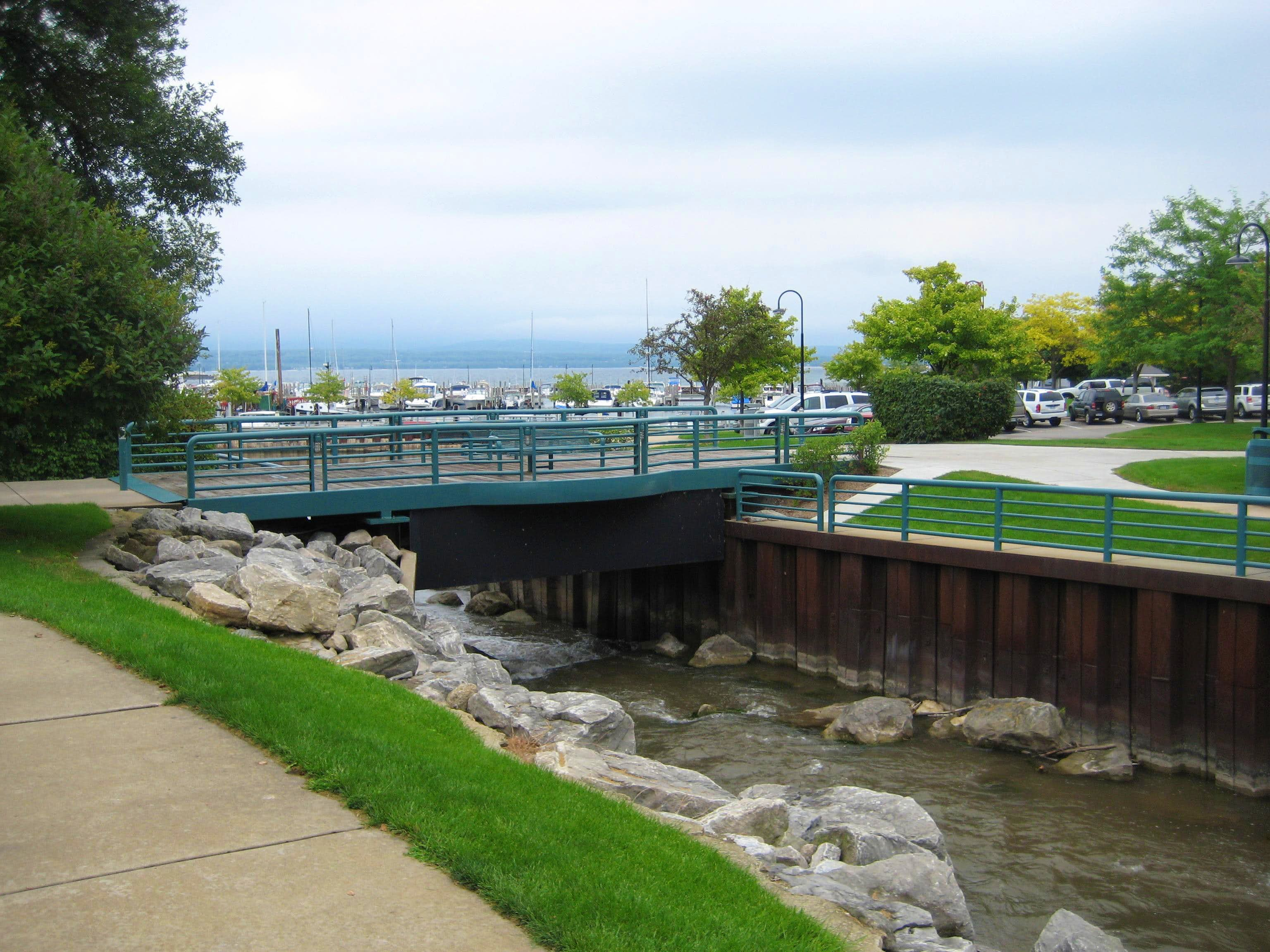 North Country Trail - MI-07: Charlevoix County to the Mackinac Bridge