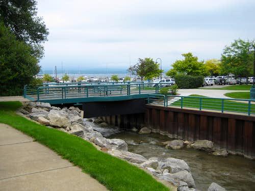 North Country Trail - MI-07: Charlevoix County to the Mackinac Bridge