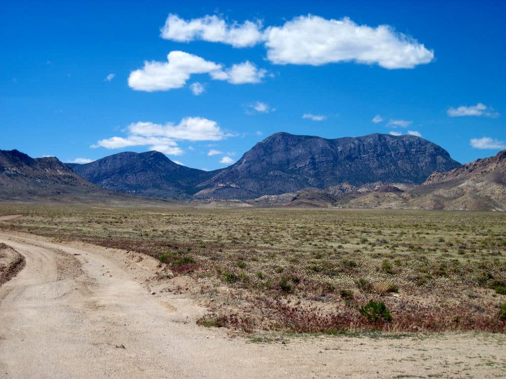 Rawhide Mountain, Nevada