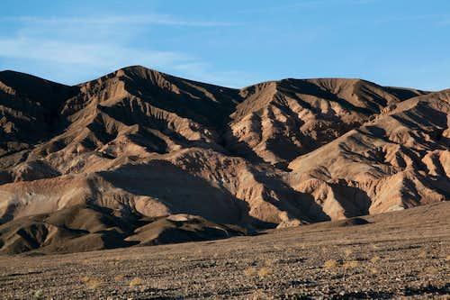 Kit Fox Hills Highpoint