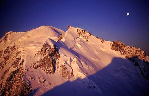 Mont Maudit and the Mont...