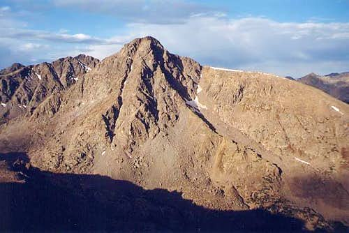 Half Moon Pass / North Ridge