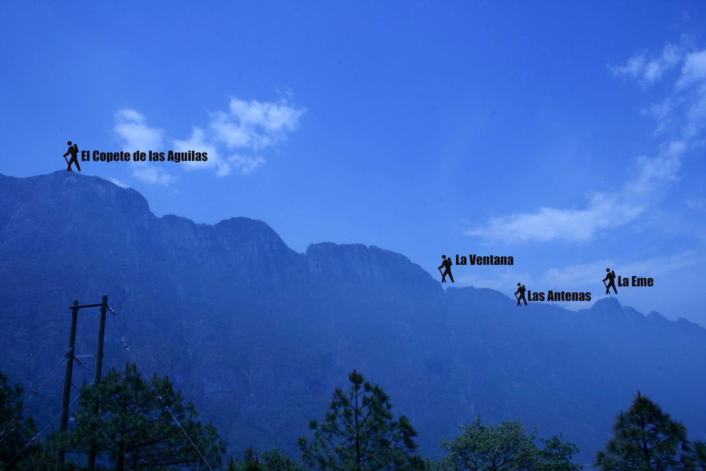 Picos de Chipinque : Photos, Diagrams & Topos : SummitPost