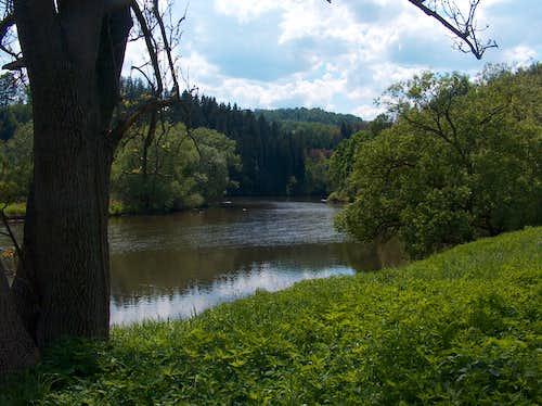 Near Siedlęcin