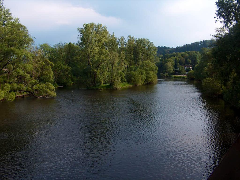 Near Pilchowice