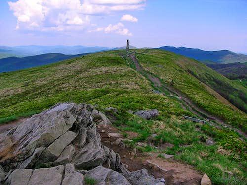 Rawka highest point