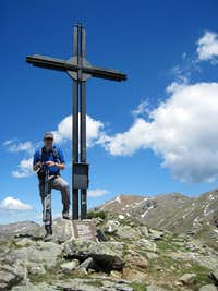 Morgenrast / Monte Mattina Summit Cros