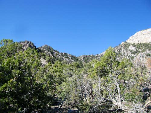 East Ridge & SW Spur