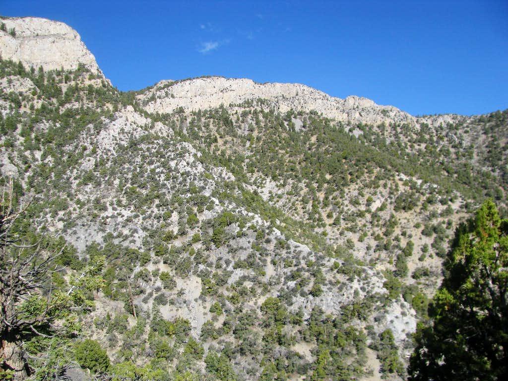 Worthington Massif