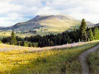 Armstrong Mountain,...