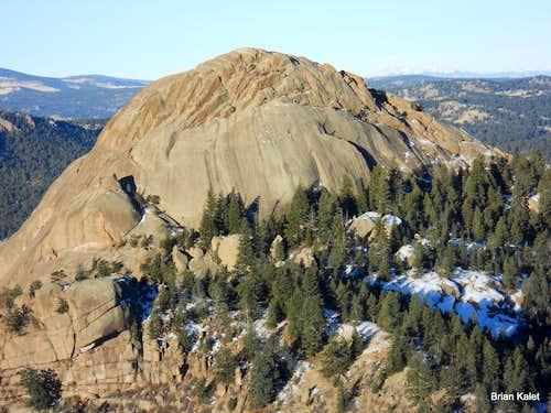 Castle Mountain, Witcher Mountain, McIntyre Mountain, 9420, 9112, Dome Rock & Dog Head