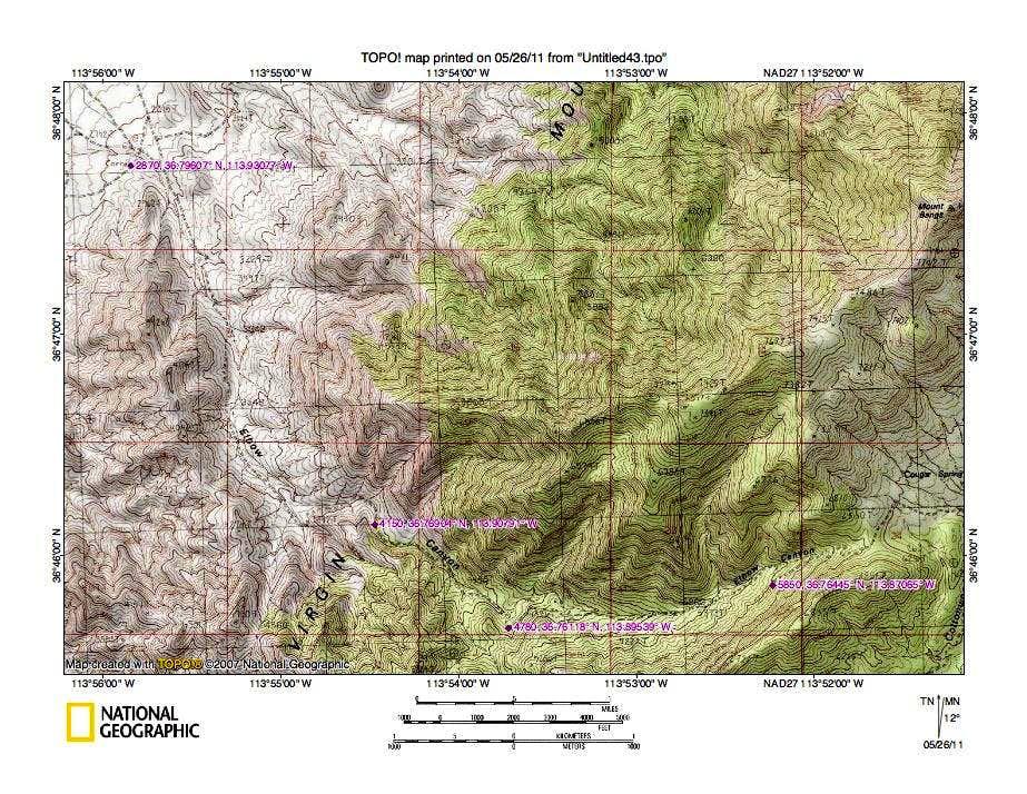 Elbow Canyon 2