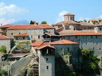 Meteora - monastery