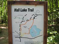 Hall Lake Trail | Yankee Springs Recreation Area - 2010