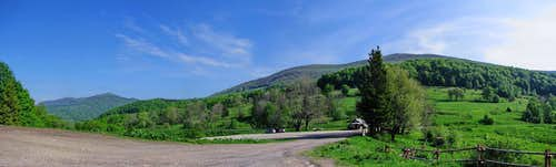 Wyżniańska Pass