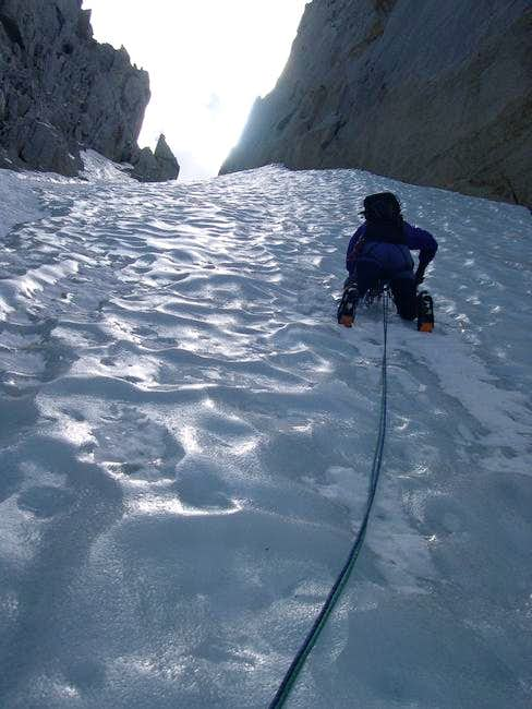 North Couloir. I took this...
