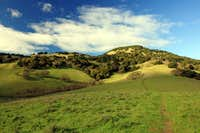 Burdell Mtn. southeast slope