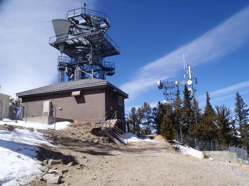 Collection of summit structures