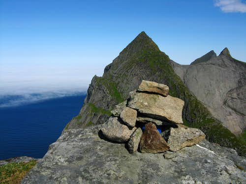 Summit and Norwegian Sea