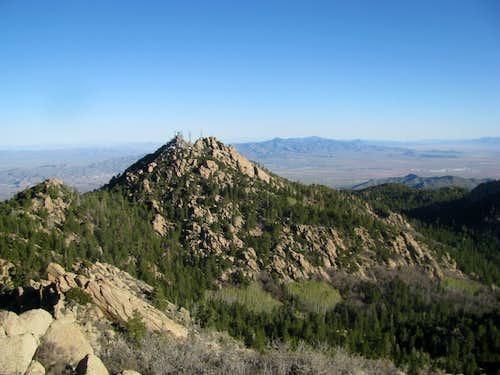 Hayden Peak & Kingman