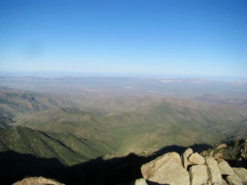 West from Hualapai