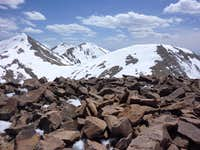 La Sal Peak