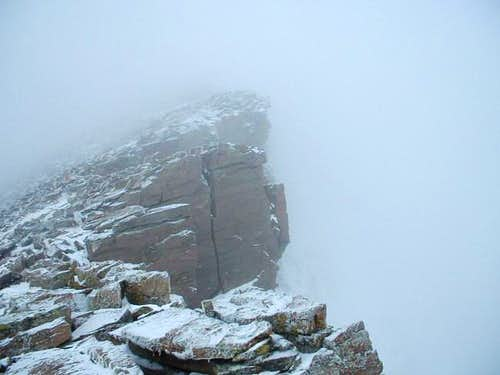 Humboldt Peak's East Ridge
