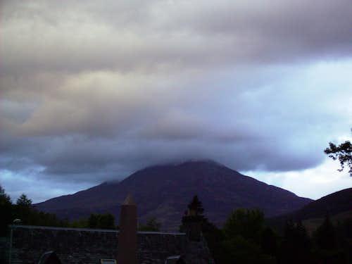 Volcanic Cloud