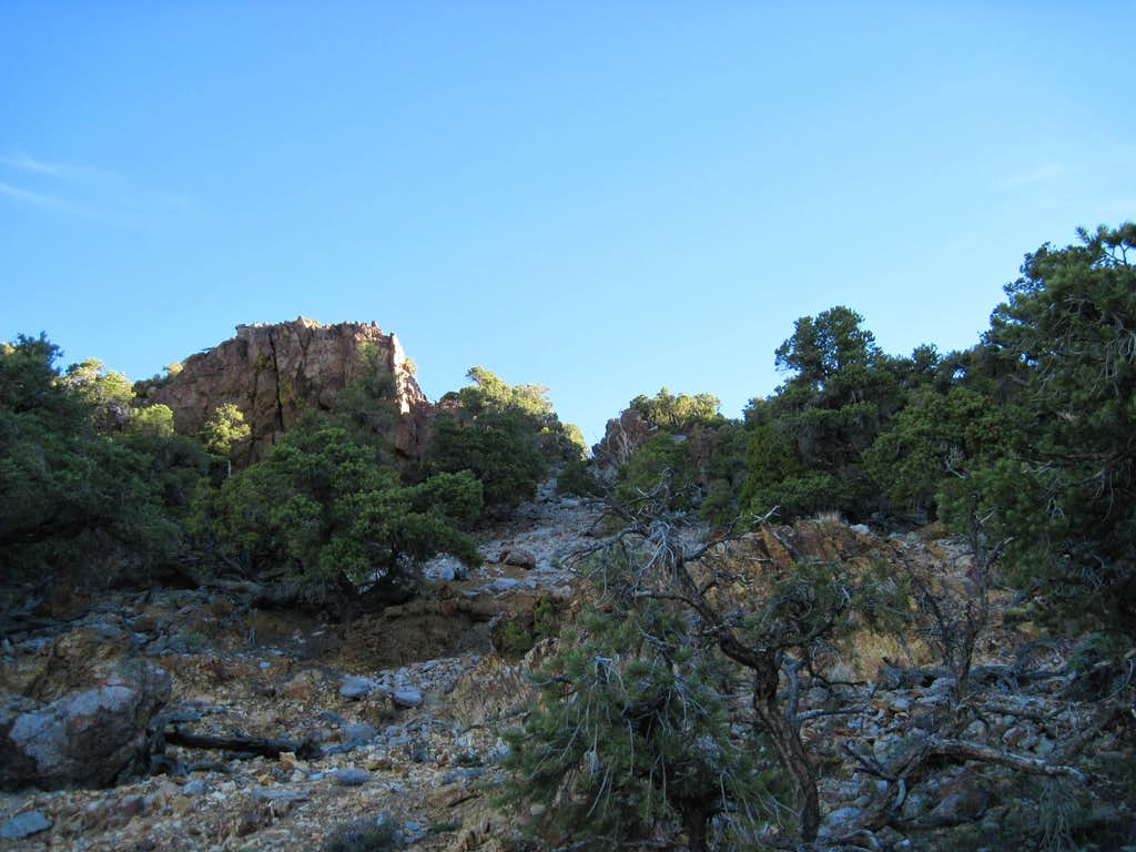 Rawhide Canyon Route