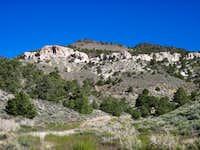 Piper Peak, Nevada
