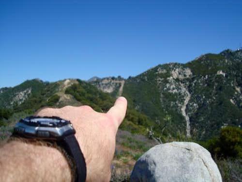 Jones Peak Ridge