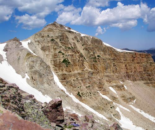 North Yard Peak