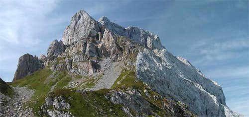 Monte Peralba seen form the...