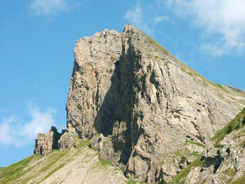 Six Armaille 2427 m, Muveran...
