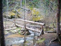 Cow Creek bridge