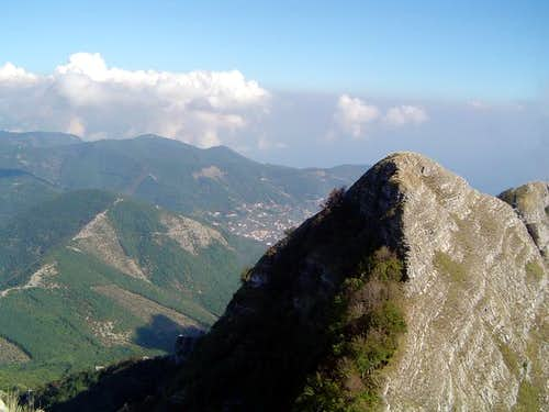 The second summit of Monte...