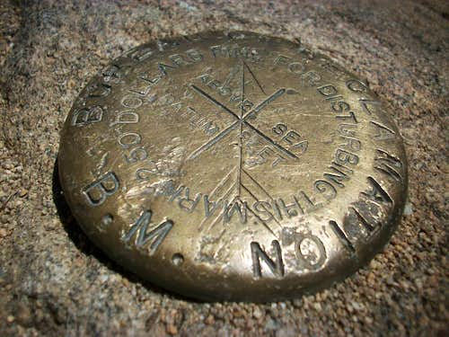 Deer Mountain Benchmark