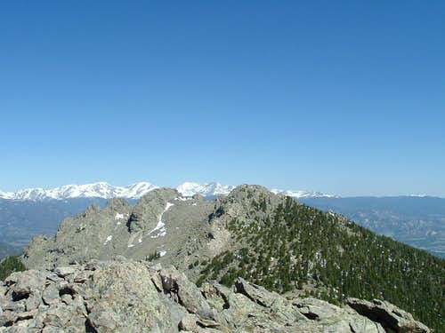 North Sister Peak