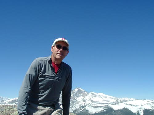 North Sister Summit Shot