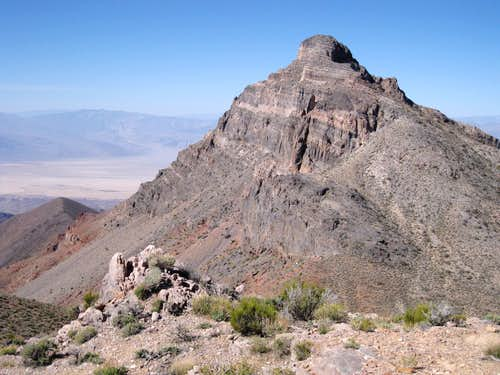 Thimble Peak-- Northeast Ridge
