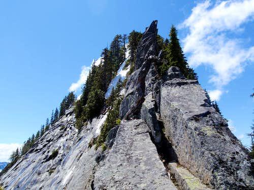 The Northeast Ridge