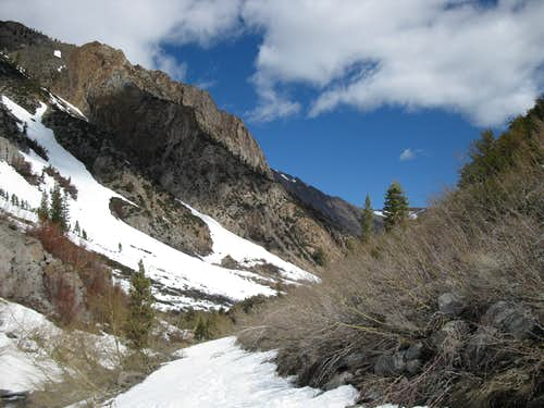 McGee Creek Canyon