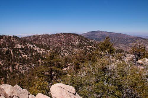 Cloudburst Canyon