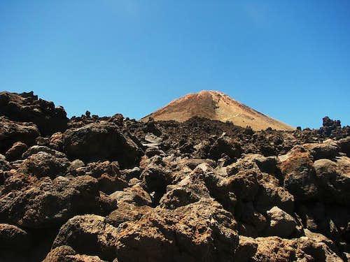 Teide summit cone