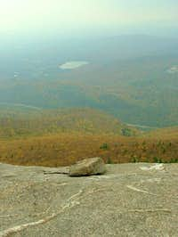 A view from Cascade's summit.