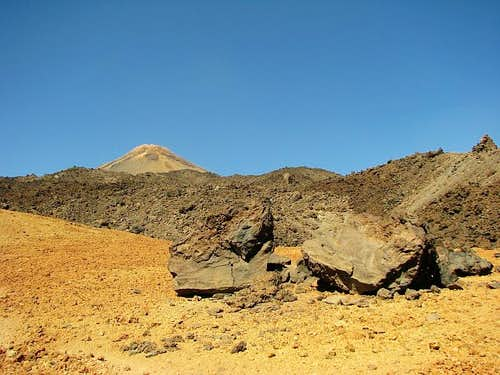 Teide moonscape
