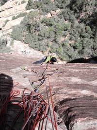 Adventure Punks, 5.10d