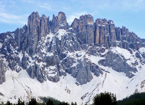 Dolomites May 2011